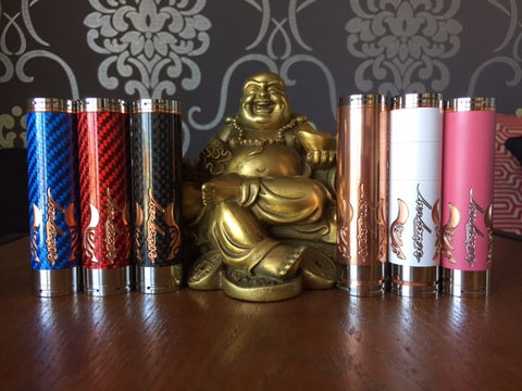 Stingray Style Mechanical Mod by Cigreen