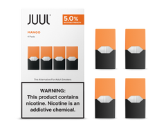 ONLINE Juul Pods (4-pack, 5% by weight)