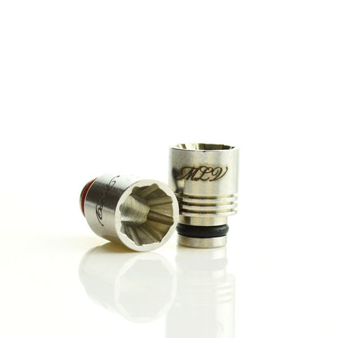 Wide Bore Micro Barrel Drip Tips by Major League Vapers