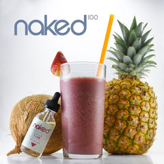 Naked 100 Juice - Lava Flow 60ml