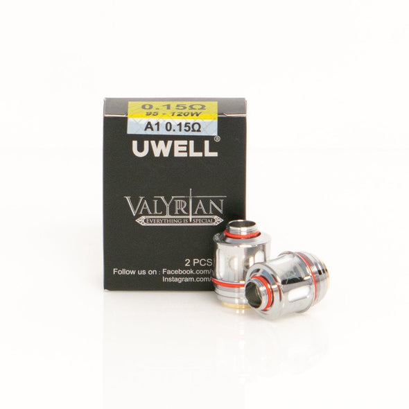 Uwell Valyrian 0.15ohm Coils