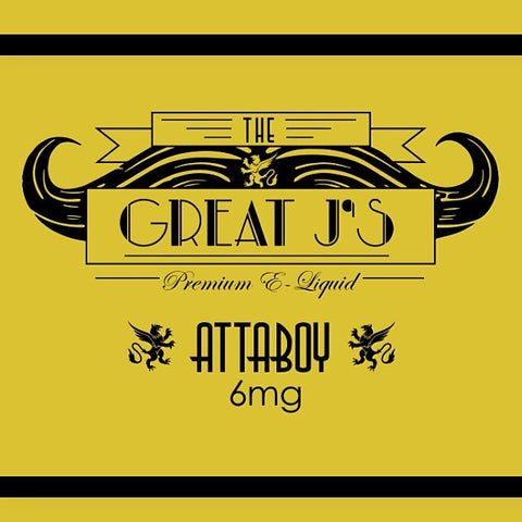 The Great J's - Attaboy