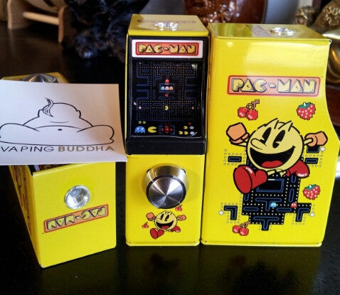 Pac Man and Space Invader Arcade Mechanical Mod