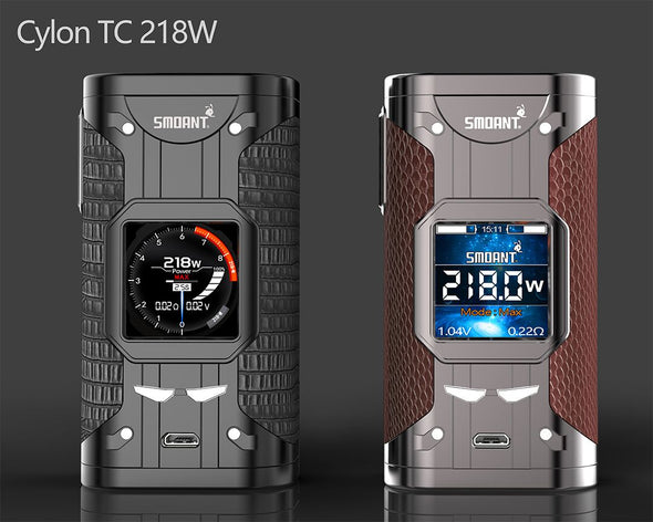 Smoant Cylon 218W TC Color Screen Mod