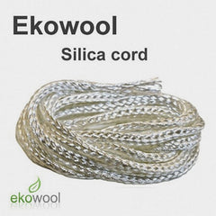 Genuine Ekowool Silica Wick - Braided