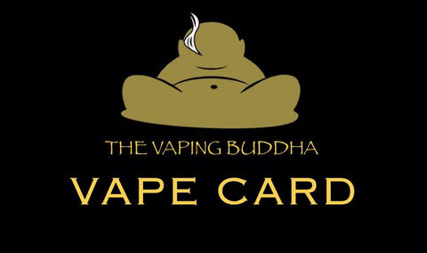 The Vaping Buddha Gift Card