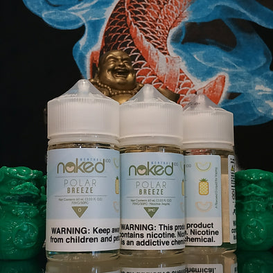 Naked 100 Juice - Polar Breeze (formally known as: Frost Bite) 60ml