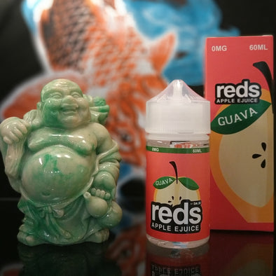 Reds - Guava Apple Ejuice 60ml (Selfie Sunday Rebrand)