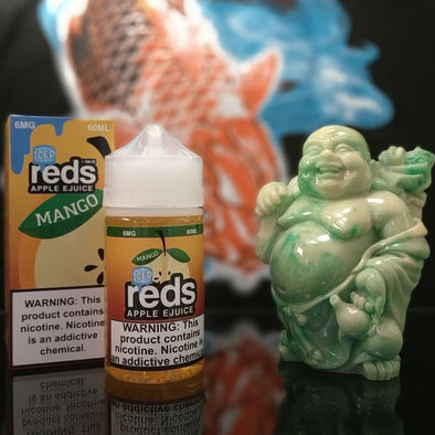 Iced Reds - Mango Apple Ejuice 60ml (Selfie Sunday rebrand)