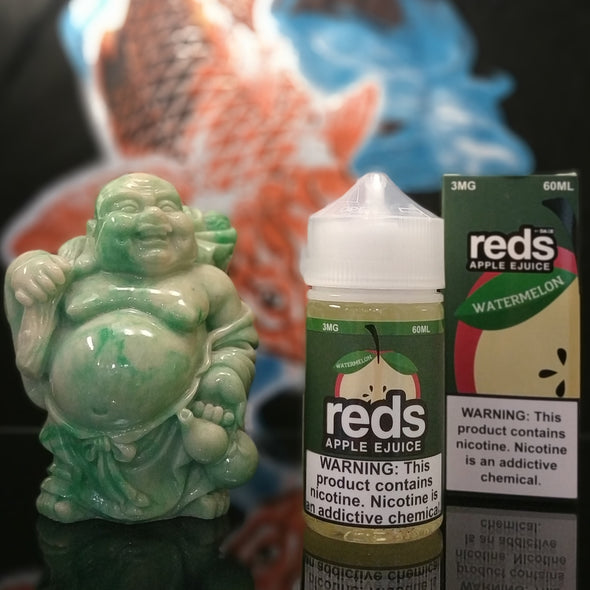 Reds - Watermelon Apple Ejuice 60ml (Selfie Sunday rebrand)