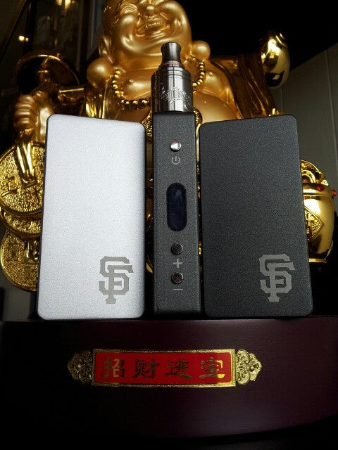 San Francisco SF Logo IPV V2 IPV2 50w 50 watt Box Mod