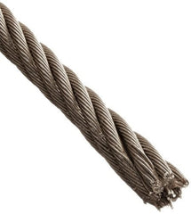 Stainless Steel Cable Rope Wick