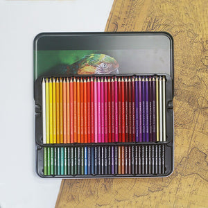 72 Oil Based Colored Pencils