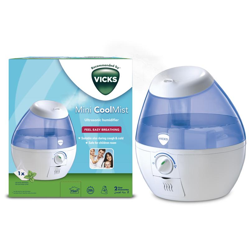 Ultrasonic Visible Cool Mist Humidifier