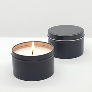 Coconut & Lime Soy Hand-poured Vegan Candle