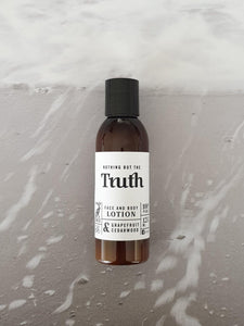 Face & Body Lotion 125 ml Grapefruit & Cedarwood - Truth Cosmetics