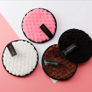 Micro-fibre Cleansing Mitt | Reusable | Eco-friendly | Washable - Truth Cosmetics
