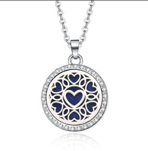 Load image into Gallery viewer, Essential Oil Locket - Truth Cosmetics
