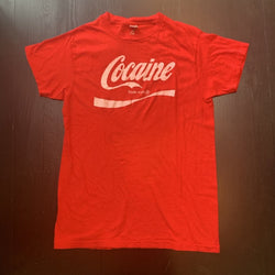 Vintage Cocaine (Coca-Cola ) T-shirt
