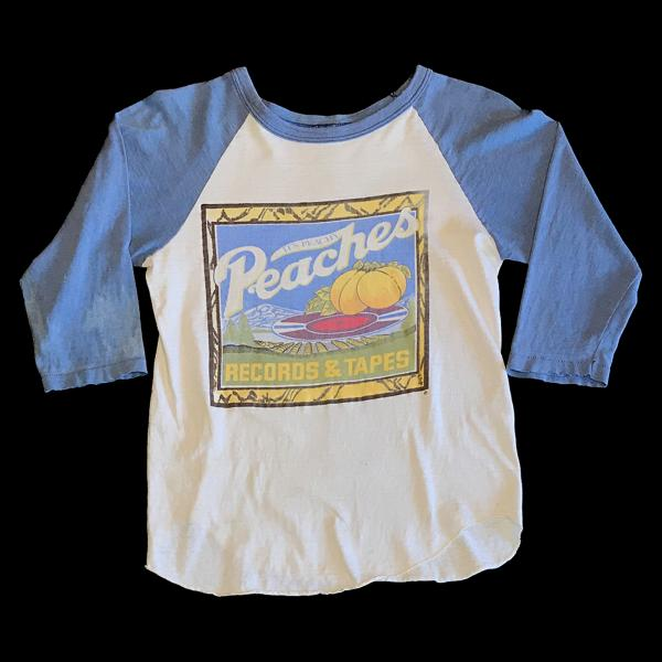 Peaches Raglan