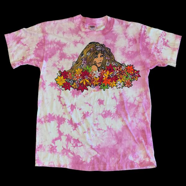 Crazy Shirts Tie-Dye Mother Nature