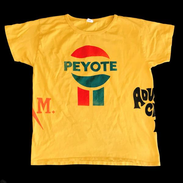 Tester Peyote Yellow