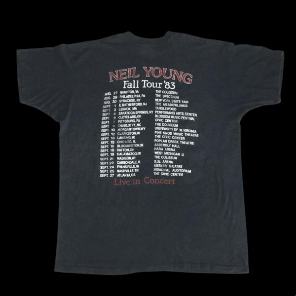 Neil Young 83