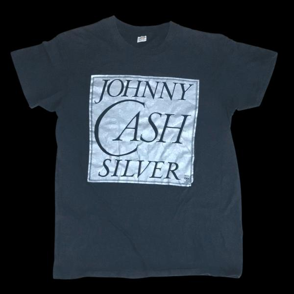 Johnny Cash Silver