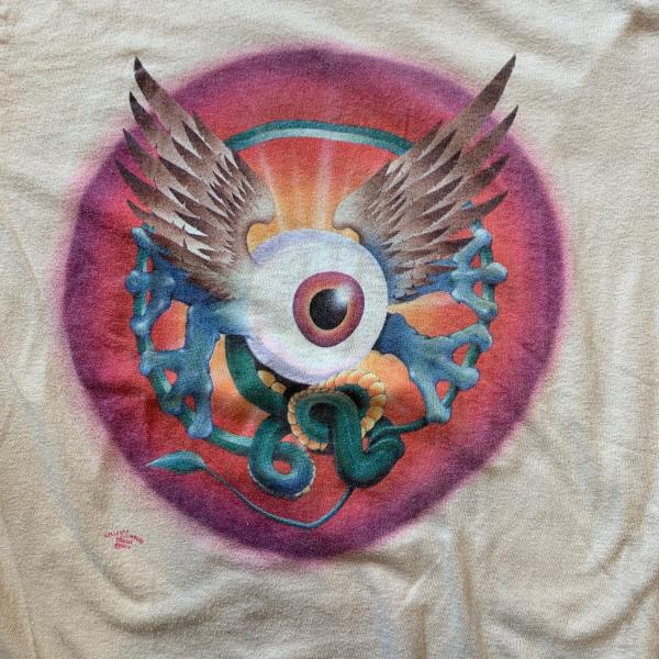 Vintage Kelley / Mouse Flying Eyeball T-Shirt