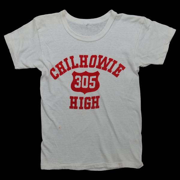 Chilhowie High 1960s T-Shirt