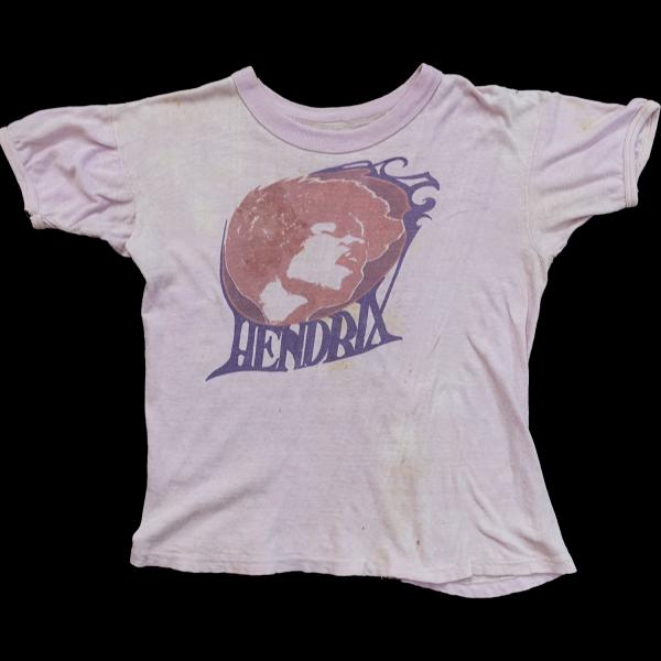 Early 70s Hendrix T-Shirt