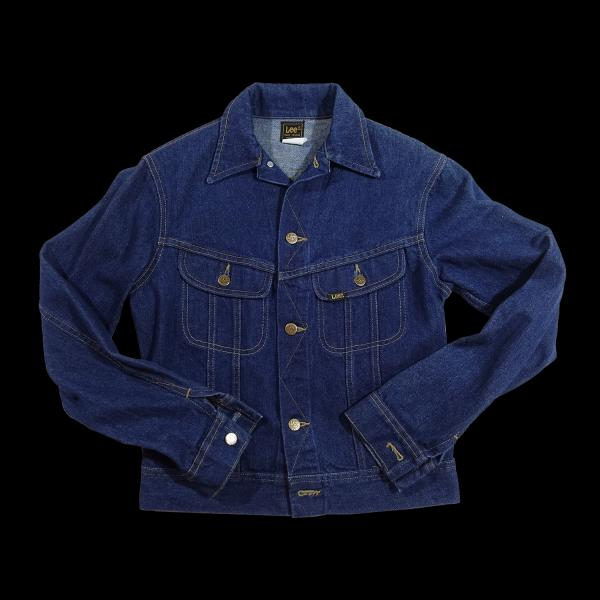 Vintage 80s Lee Denim Jacket