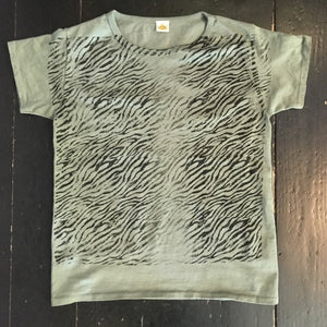 All Over Zebra One Off T-Shirt