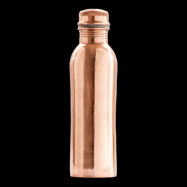 Far West El Cosmico Copper Water Bottle