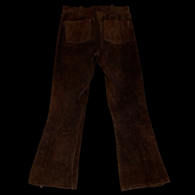 East West Musical Instruments Suede Pants
