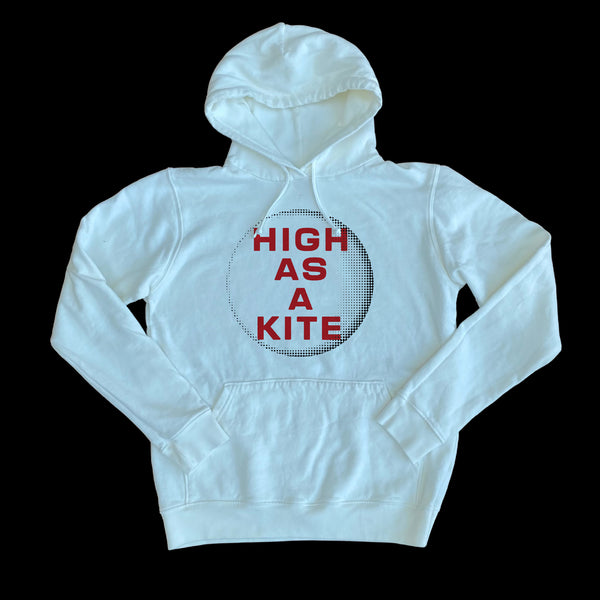 High as a Kite Hoodie