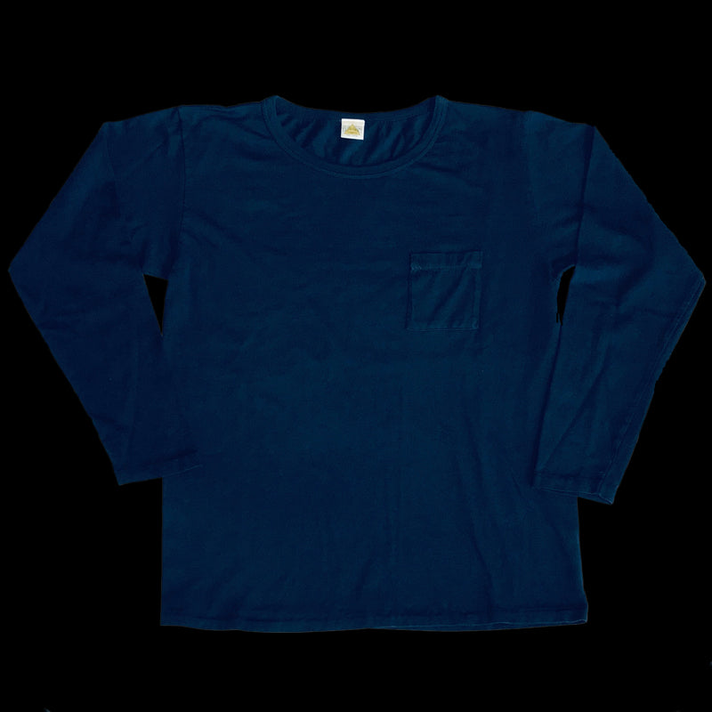 Long Sleeve Pocket