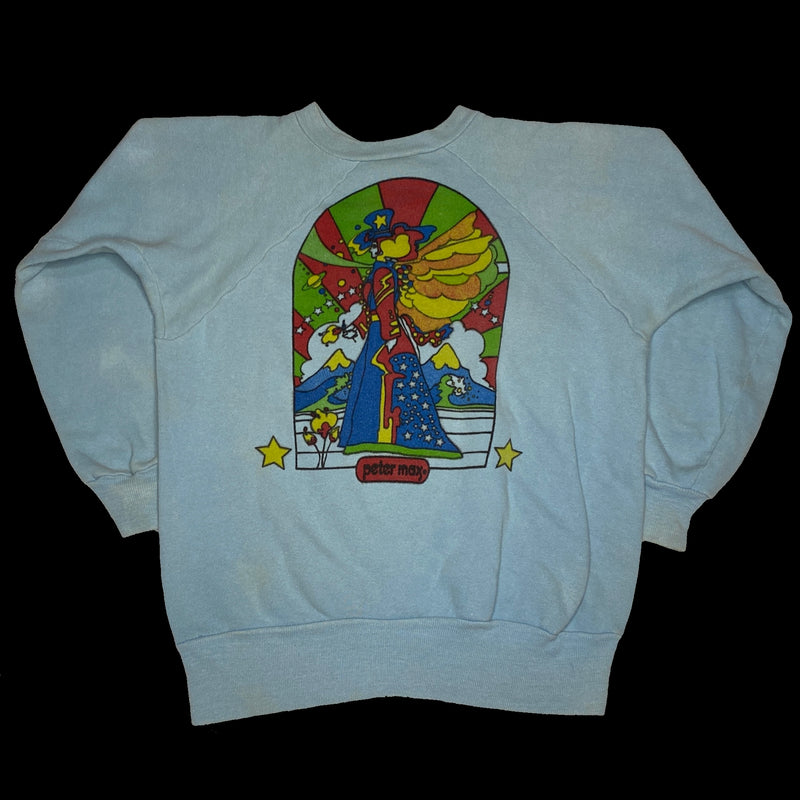 Peter Max Sweatshirt Early 70s