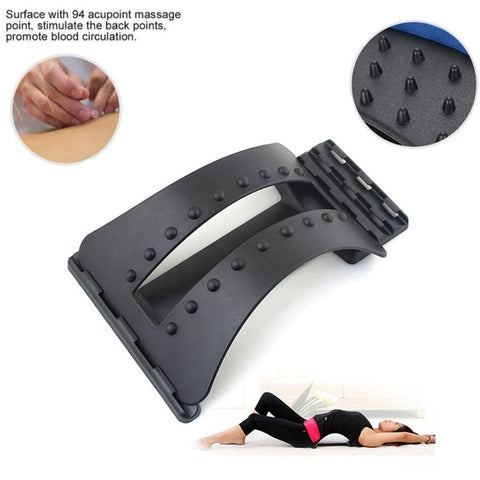 lower back stretcher machine