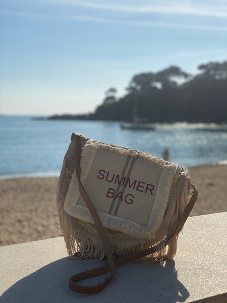 "Bandolera  ""Summer Bag"""