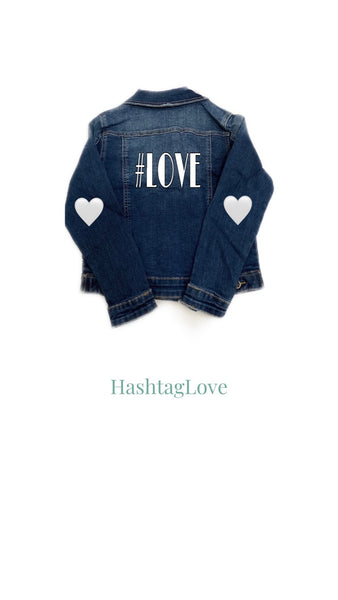 Chaqueta vaquera Denim Love
