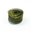 [75mm x 2.9] 15° COIL NAILS - SCREW SHANK for FRAME & TRUSS