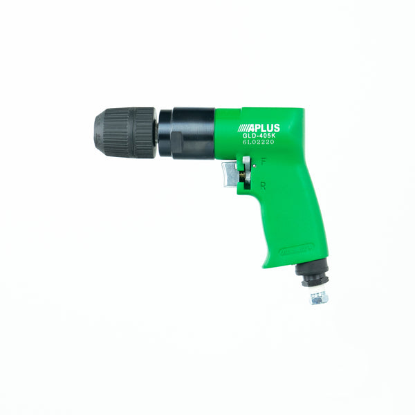 "GLD-405K 3/8"" 10mm REVERSIBLE AIR DRILL"