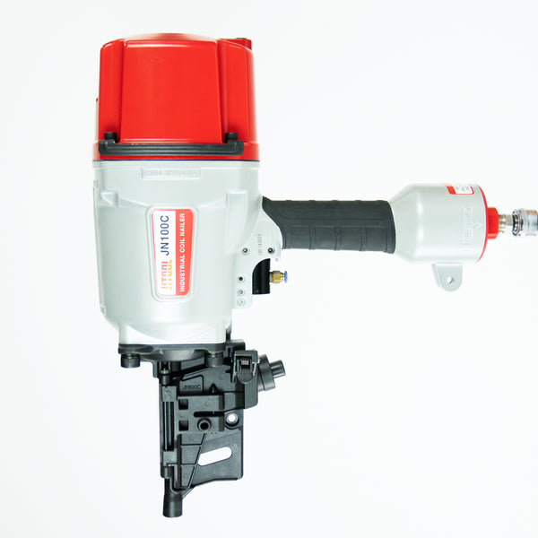 JN100C 2.8-3.3 GAUGE INDUSTRIAL COIL NAILER 50-90mm