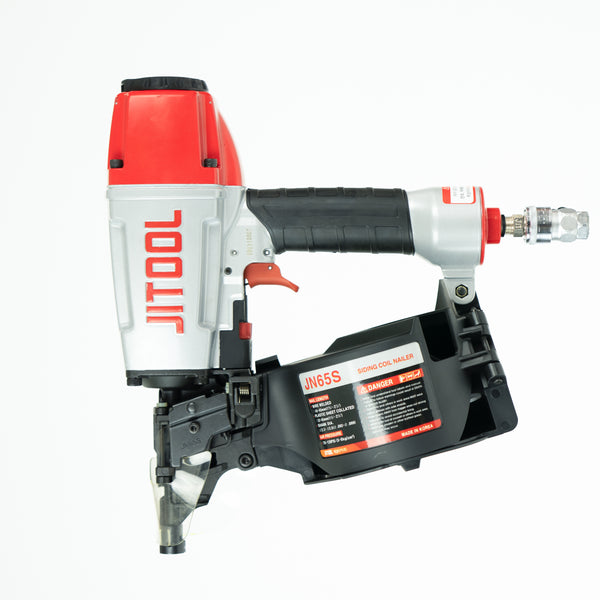 JN65S 2.2-2.7 GAUGE WIRE/PLASTIC COIL NAILER 32-65mm