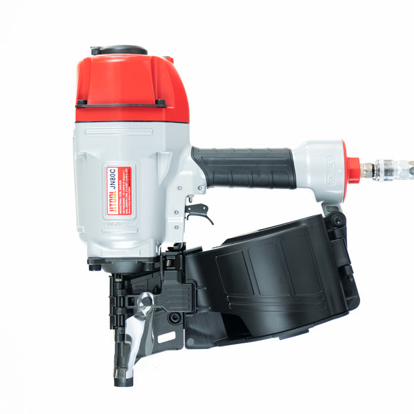 JN80C 2.5 - 3.3 GAUGE INDUSTRIAL COIL NAILER 45-80mm
