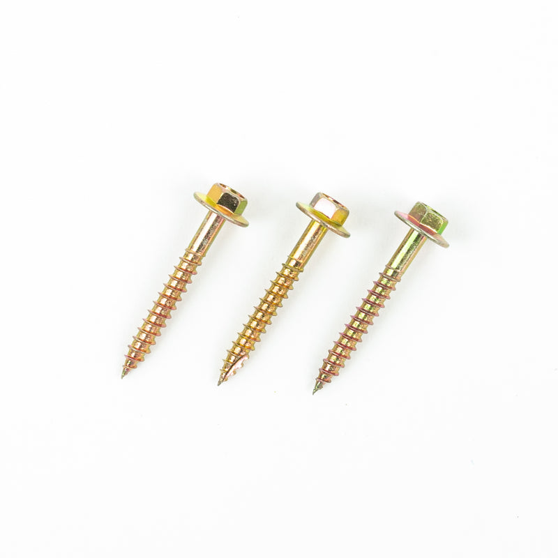 TYPE 17 SELF DRILLING SCREWS - HEX HEAD