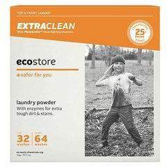ECOSTORE LAUNDRY POWDER EXTRA CLEAN 1KG