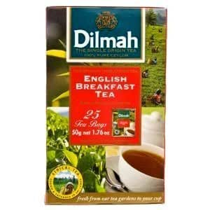 DILMAH ENGLISH BREAKFAST TEA 25PACK