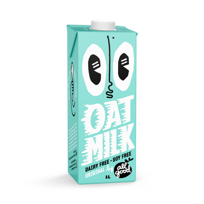 ALL GOOD ORIGINAL OAT MILK 1L